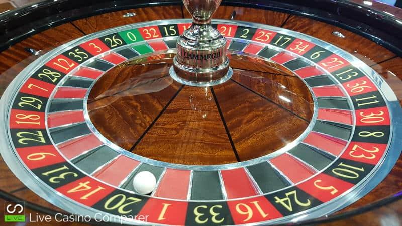 cammargh roulette wheel