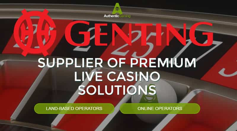 genting buys authentic gaming