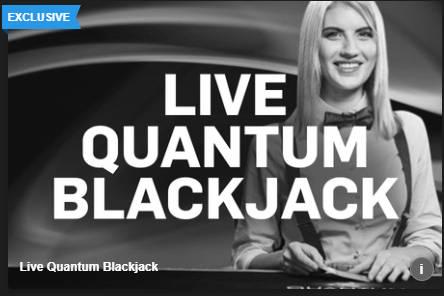 playtech launches live quantum Blackjack