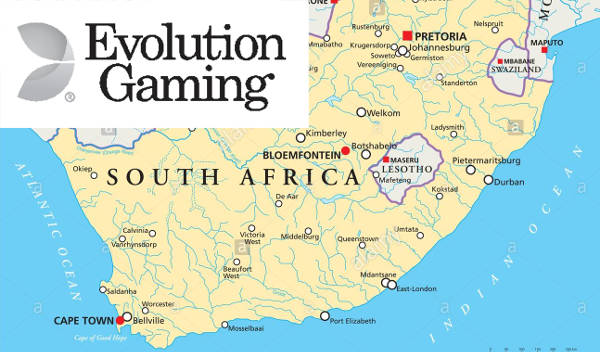 evolution gains south African license