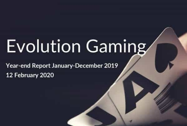 evolution year end report 2019