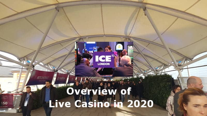 live casino 2020 overview