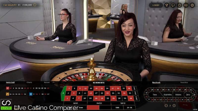 netent roulette silver