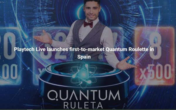 Quantum Roulette for Spanish market