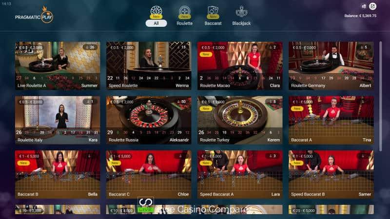 Best Pragmaic Play Live Dealer Casinos For 2021