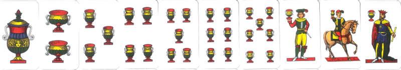 sette e mezzo cups