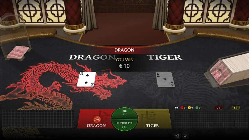 FPG Dragon Tiger