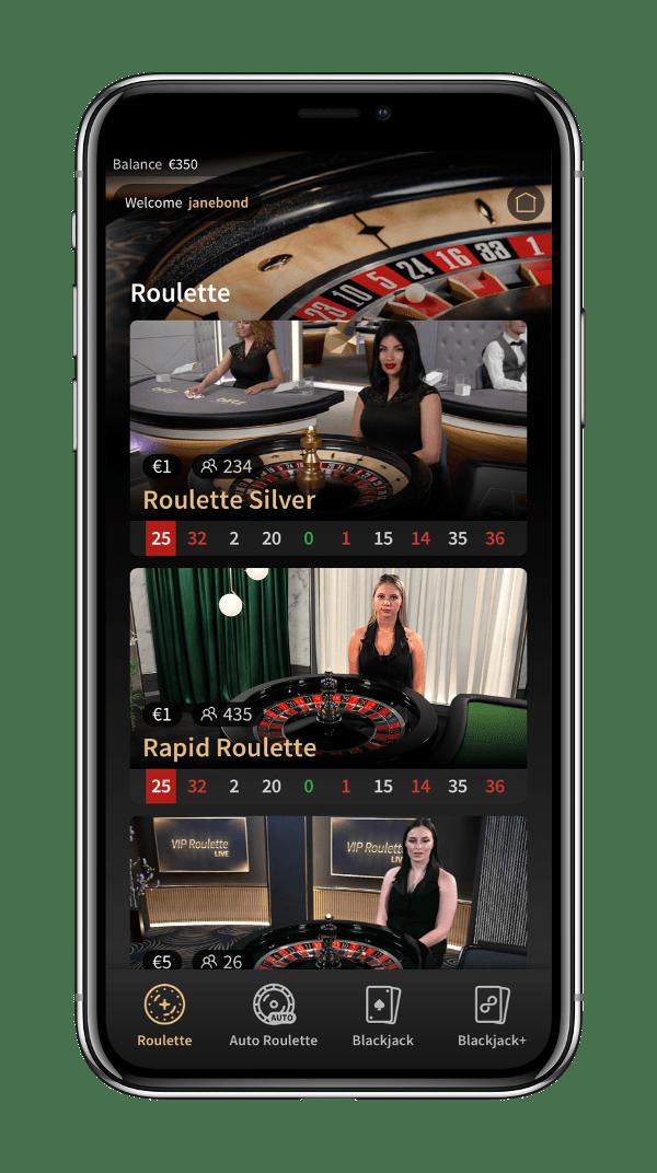 netent mobile live casino lobby