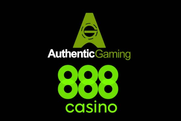 888 adds Authentic Gaming