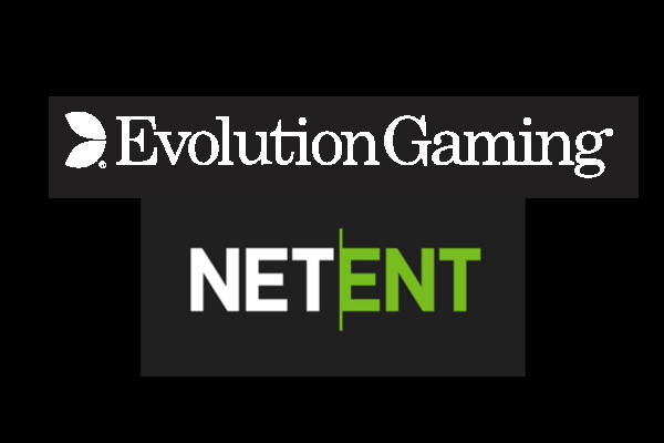 evolution gaming to buy Netent