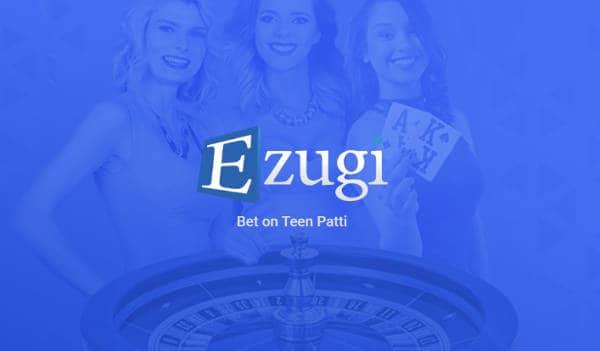 Ezugi Bet On Teen Patti