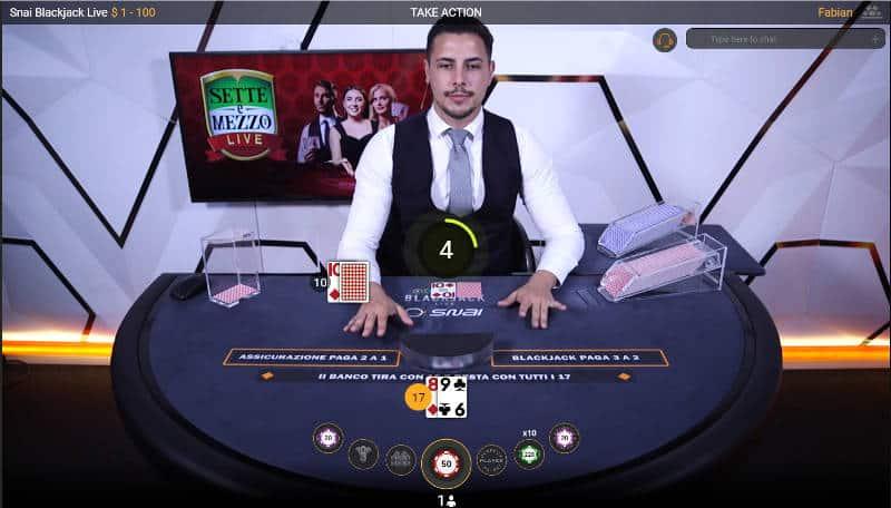 italian allbets blackjack