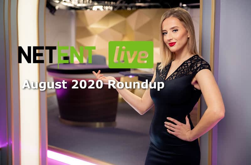 netent live august 202o roundup