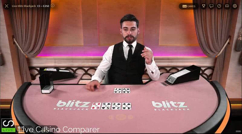 Turkish Blitz Blackjack