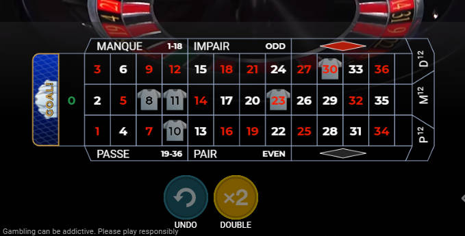 football french roulette