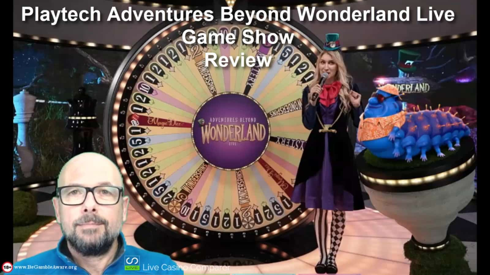 adventures beyond wonderland live game show review