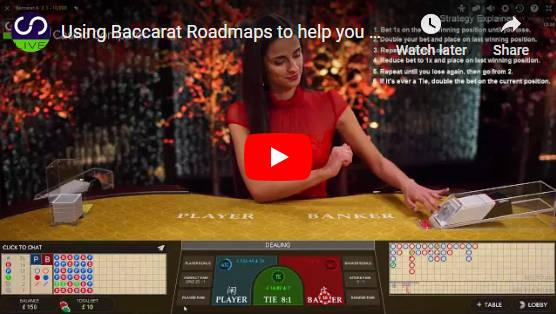 baccarat roadmaps video