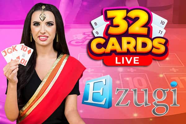ezugi 32 cards game