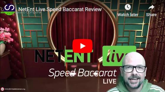 netent live baccarat video