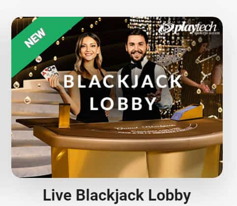 leovegas playtech blackjack