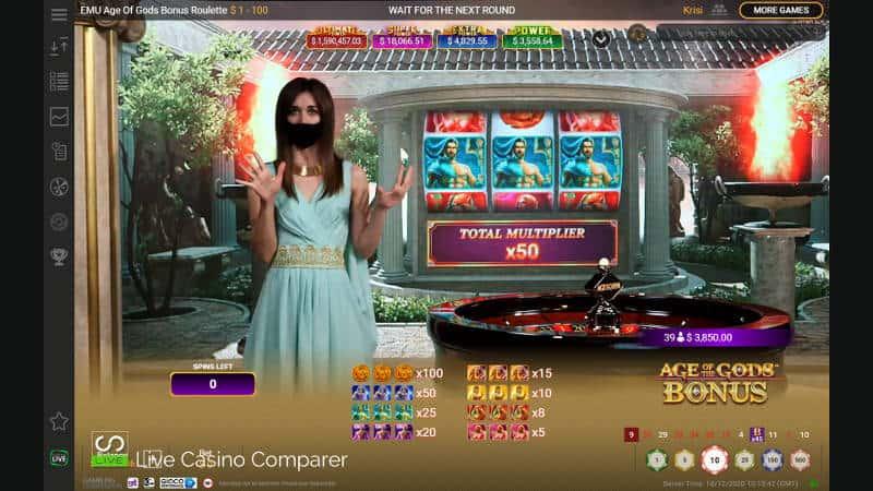 age of gods bonus roulette bonus round