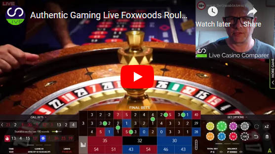 authentic foxwoods video