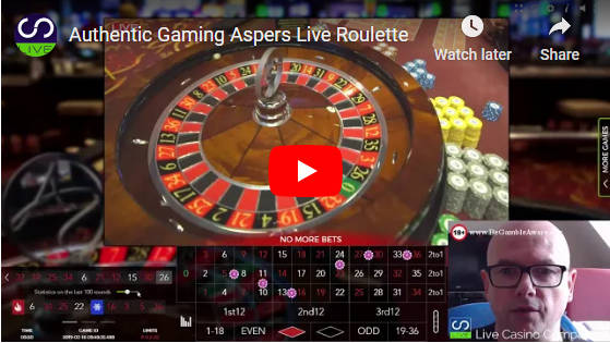authentic aspers video