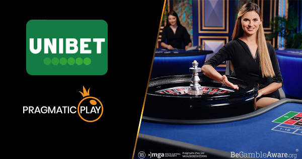 unibet adds pragmatic play