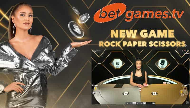 betgames rock paper scissors