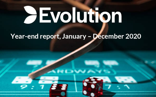 evolution 2020 year end report