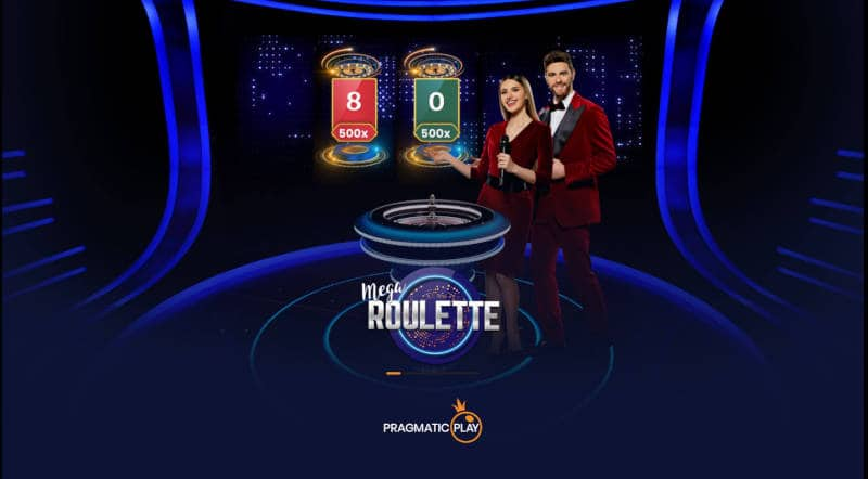 Pragmatic Play Mega Roulette