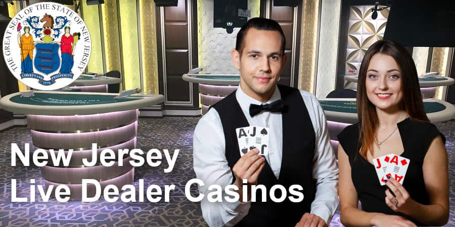 New Jersey Live Casinos 2021 - Play at the Best NJ Live Dealer Casinos