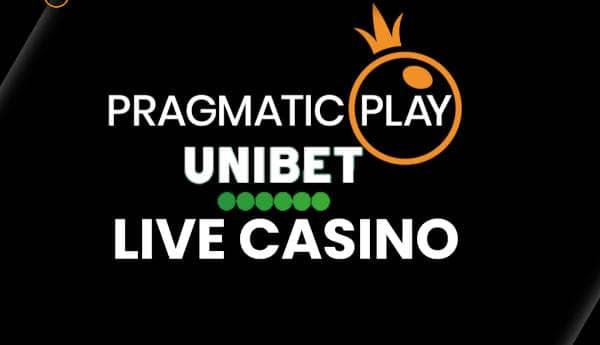 pragmatic unibet live casino