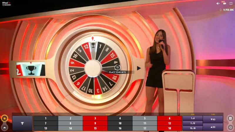 wheel of fortune betting
