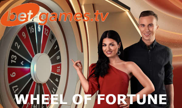 betgames wheel of fortune