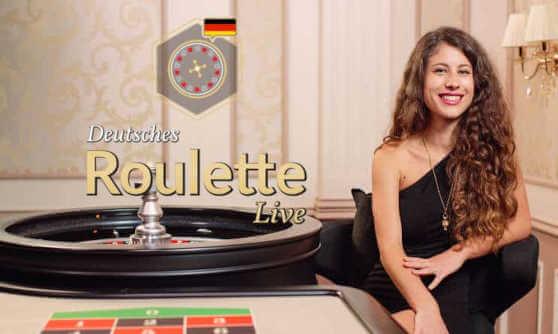 Deutsches Roulette Live Dealer