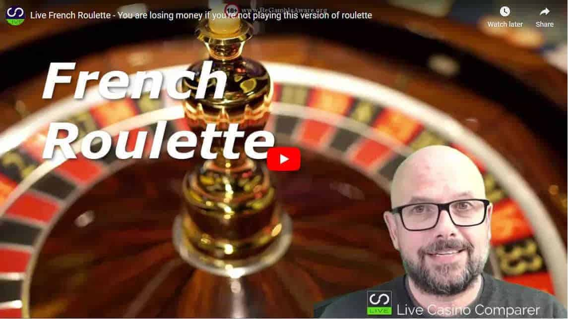 french roulette video