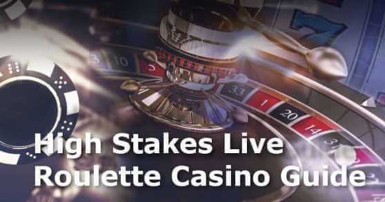 live high stakes roulette