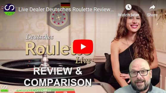 live deutsches roulette video review