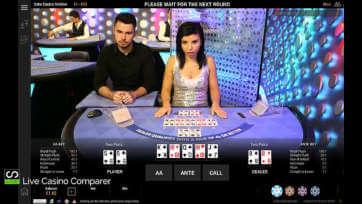 Playtech Casino Hold'em