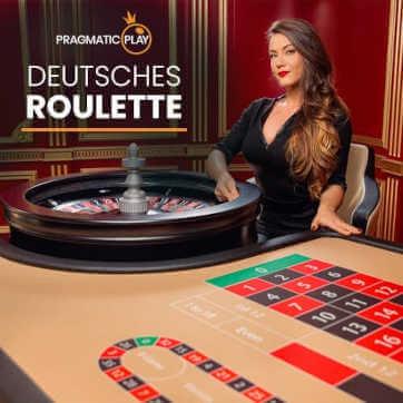 pragmatic german live dealer roulette