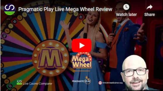 pragmatic play mega wheel