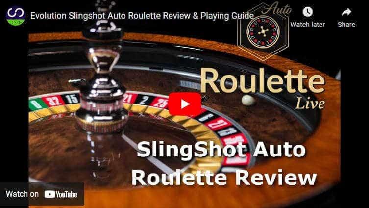 slingshot auto roulette video review