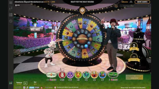 wonderspins bonus wheel