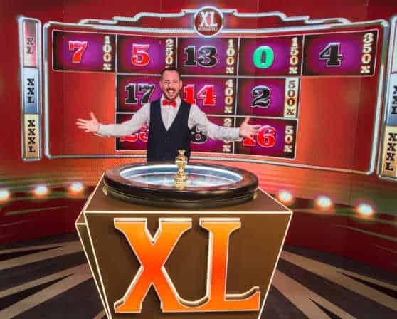 authentic xl roulette