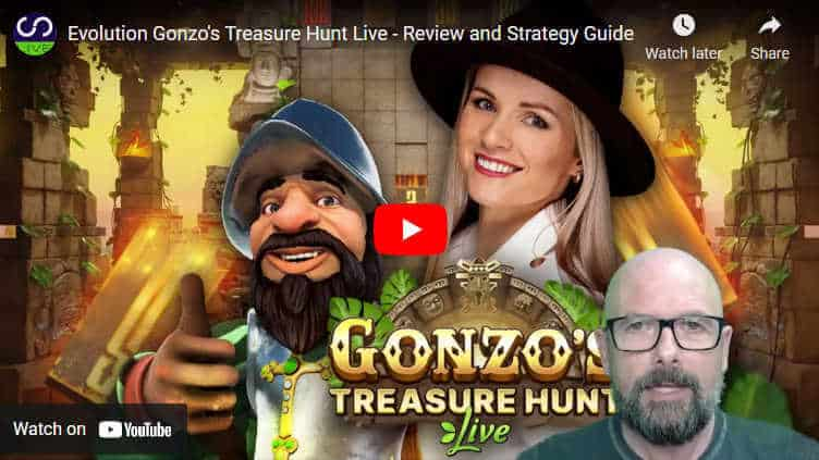gonzos treasure hunt video review