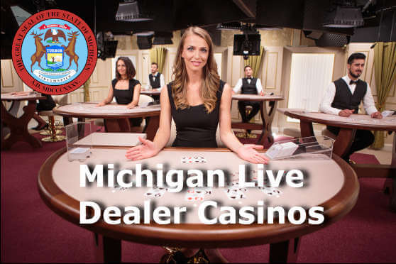 michigan live dealer casinos