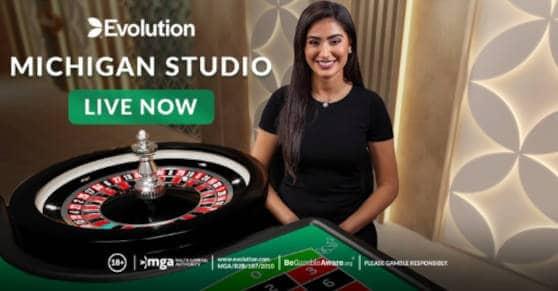 evolution michigan studio is live