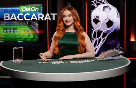 Playtech Bet on Baccarat