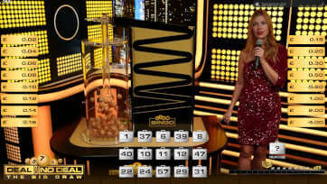 deal or no deal the big draw